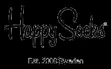 Marque de chaussettes Happy Socks