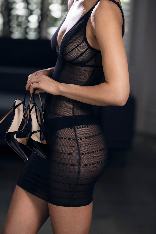 Robe Gainante Sexy Shaping - Wacoal